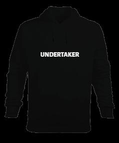 Shermosbius Designs - Undertaker Sweatshirt Erkek Kapüşonlu Hoodie Sweatshirt