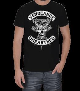 Güreş Market - Undertaker Vengeance Unearthed Erkek Tişört