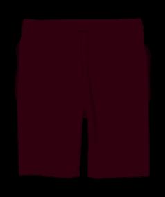Unisex Sweatshirt Şort Regular Fit - Thumbnail
