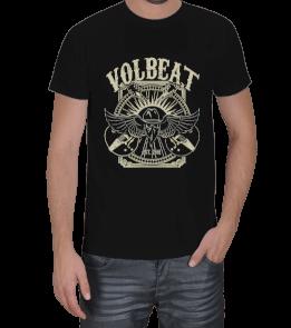HayAksiŞeytan - Volbeat Erkek Tişört