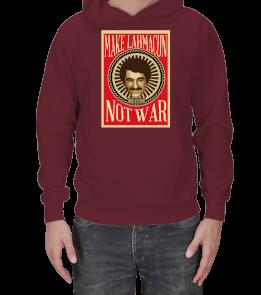 magnezyum - warmacun hoodie Erkek Kapşonlu