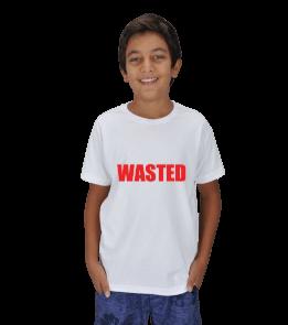 Özgün Fikirler - WASTED Çocuk Unisex