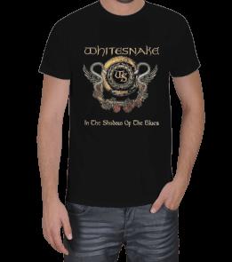 metalkafa1500 - White Snake Erkek Tişört