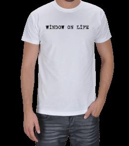EMİNBABA - Window on life Erkek Tişört