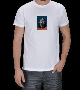 NudeadShopping - YAĞLI BOYA Erkek Tişört