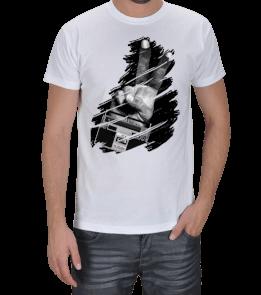 mabya - Yaşasın Kaset Çalar Erkek Tişört