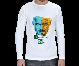 CapCup - Yeni Breaking Bad Erkek Uzun Kol