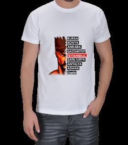 41kare - yeniçeri Erkek Tişört