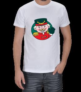 SevoDesign - Yılbaşı Temeli Asker T-shirt Erkek Tişört